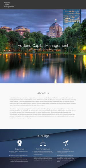 Addend Capital Management