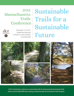 DCR Massachusetts Trails Conference Booklet