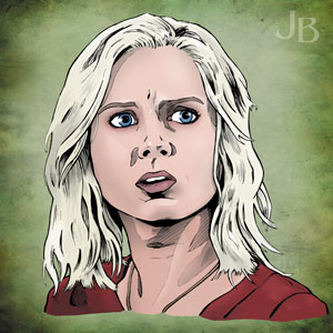 Rose McIver as Liv Moore, 'iZombie'